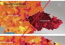 Facebookem se šíří smyšlená mapa přepisující epidemiologickou situaci