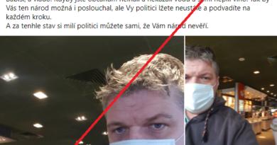 Ne, v Německu si Pavel Černil nemohl dát hamburger v otevřené restauraci