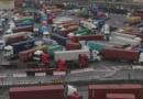 V Itálii neproběhla obří blokáda řidičů kamionů proti covid pasům